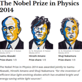 :: Nobel Fizik Ödülü 2014