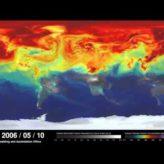 :: Küresel Karbondioksit salınımı, NG, NASA