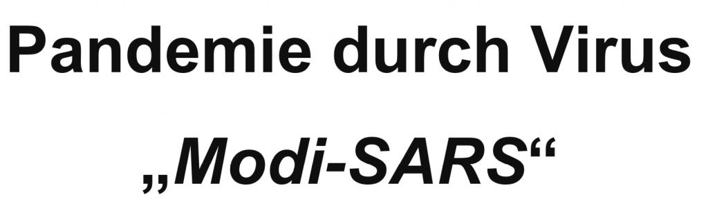Modi-Sars